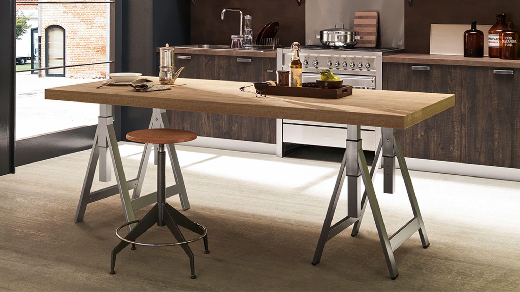 Tavolo Moderno Industrial