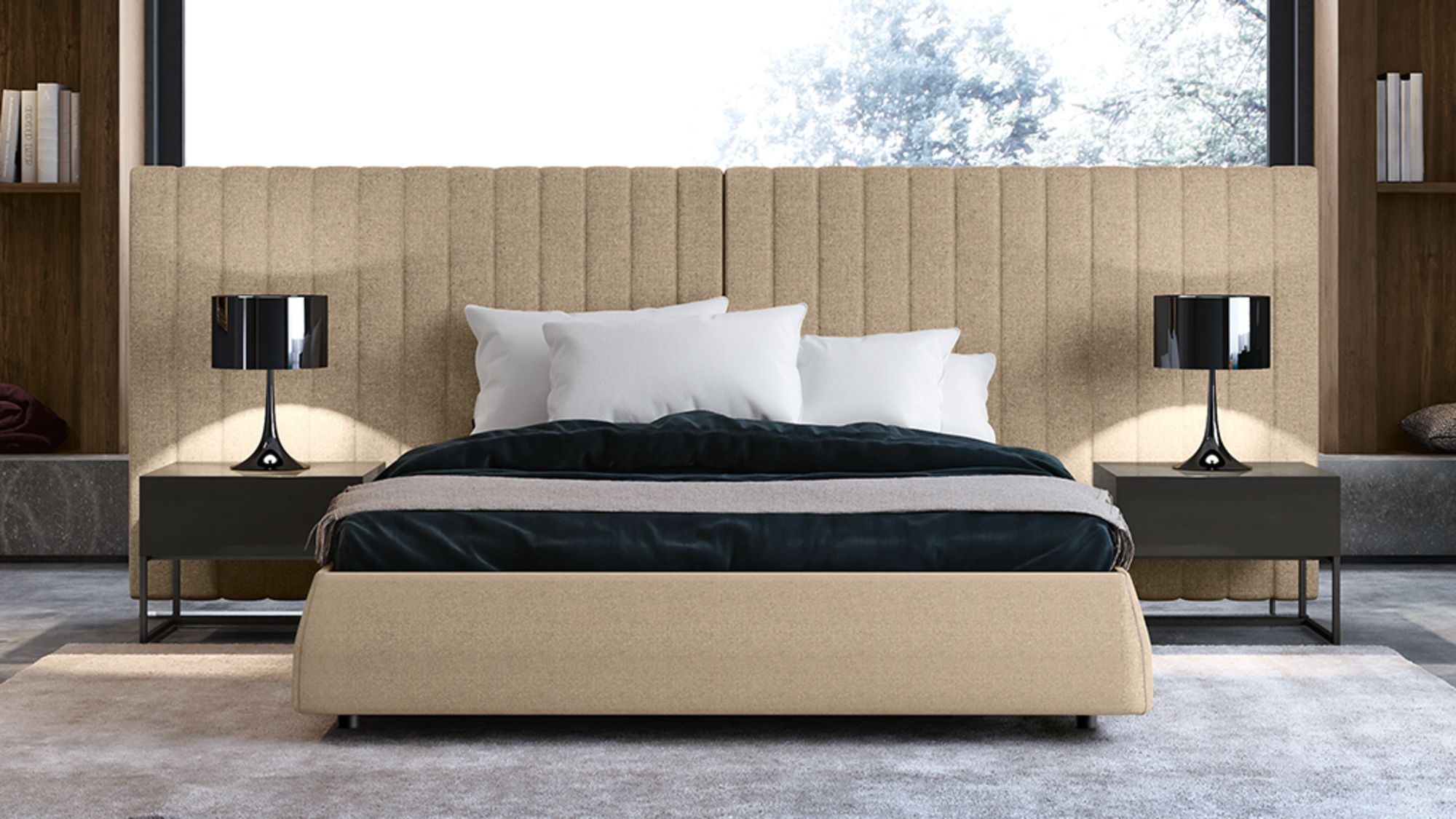 Letto Softcase Royal