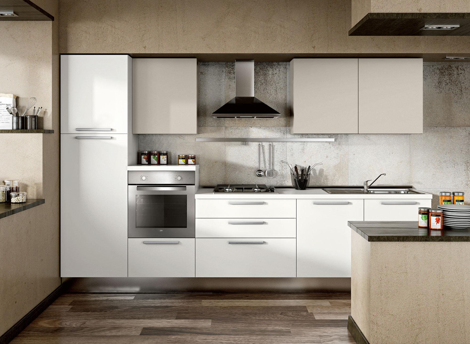 Cucina Moderna – Compo 08